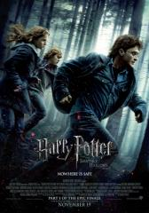 Harry Potter And The Deathly Hallows: Part 1 Film Poster