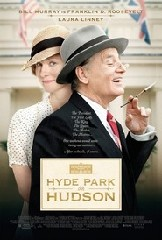 Hyde Park On Hudson Film Poster