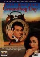 Groundhog Day Film Poster