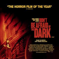 Don't Be Afraid Of The Dark Film Poster