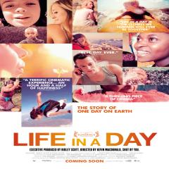 Life In A Day Film Poster
