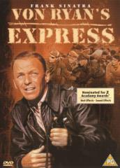 Von Ryan's Express Film Poster