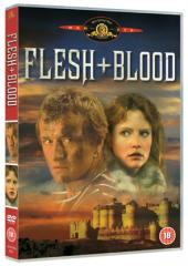 Flesh And Blood Film Poster