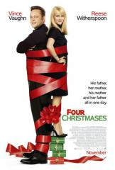 Four Christmases Film Poster