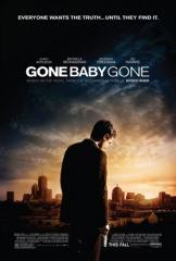 Gone Baby Gone Film Poster
