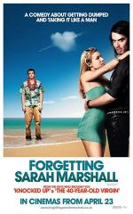 Forgetting Sarah Marshall Film Poster