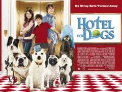 Hotel For Dogs Film Poster