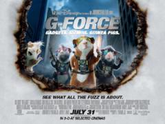 G-Force Film Poster