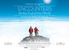 Encounters At The End Of The World Film Poster