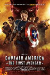 Captain America: The First Avenger Film Poster