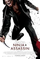 Ninja Assassin Film Poster
