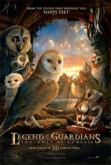 Legend Of The Guardians - The Owls Of Ga'Hoole Film Poster