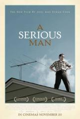 A Serious Man Film Poster