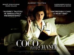Coco Before Chanel Film Poster