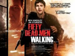 Fifty Dead Men Walking Film Poster