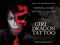The Girl With The Dragon Tattoo Film Poster
