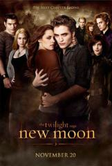 The Twilight Saga: New Moon Film Poster