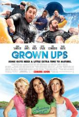 Grown Ups Film Poster