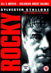 Rocky: The Complete Saga Film Poster