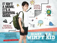 Diary Of A Wimpy Kid Film Poster