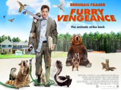 Furry Vengeance Film Poster
