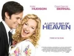 A Little Bit Of Heaven Film Poster