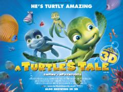A Turtle's Tale: Sammy's Adventures Film Poster