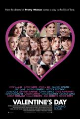 Valentine's Day Film Poster