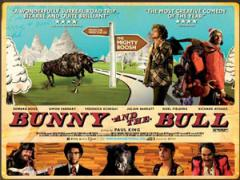 Bunny And The Bull Film Poster