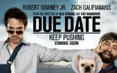 Due Date Film Poster