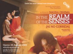 In The Realm Of The Senses Film Poster