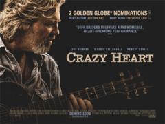 Crazy Heart Film Poster