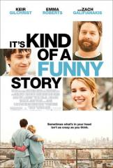 It's Kind Of A Funny Story Film Poster