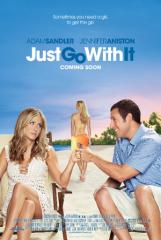 Just Go With It Film Poster
