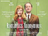 Romantics Anonymous Film Poster