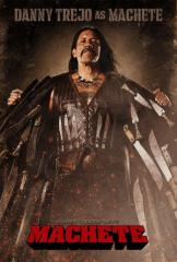 Machete Film Poster