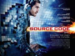 Source Code Film Poster