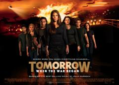 Tomorrow, When The War Began Film Poster