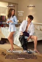 No Strings Attached Film Poster