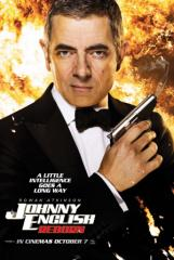 Johnny English Reborn Film Poster