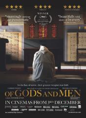 Of Gods And Men Film Poster