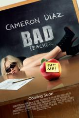 Bad Teacher Film Poster