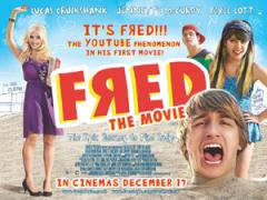 Fred - The Movie Film Poster