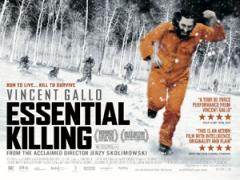 Essential Killing Film Poster
