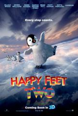 Happy Feet 2 Film Poster