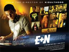 Everywhere And Nowhere Film Poster