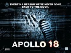 Apollo 18 Film Poster