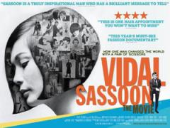 Vidal Sassoon - The Movie Film Poster