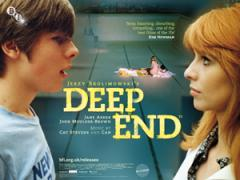 Deep End Film Poster