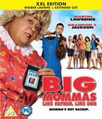 Big Mommas - Like Father, Like Son Film Poster